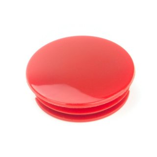 Elma Collet Knob Cap 21,3mm Red Glossy None by Elma